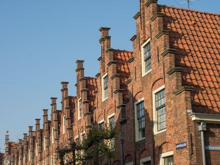 Haarlem in the netherlands