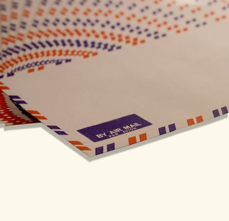 Air Mail post envelopes