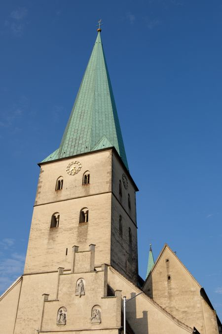church of borken in germany