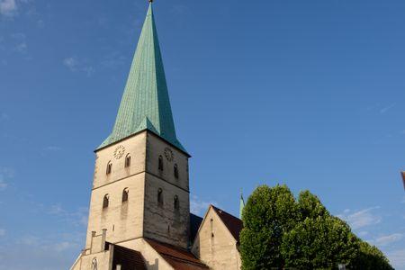 church of borken in germany