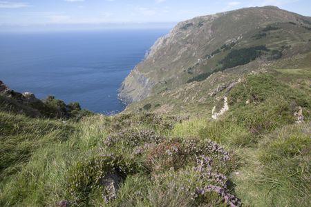 Cliff at Vixia Herbeira; Ortigueira; Spain