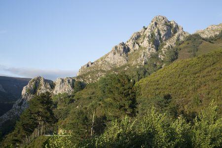 Picos de Europa Mountain Range; Labra; Spain