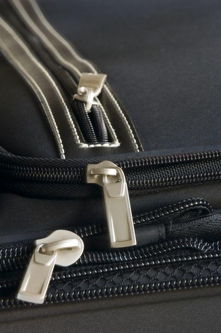 Luggage zippers