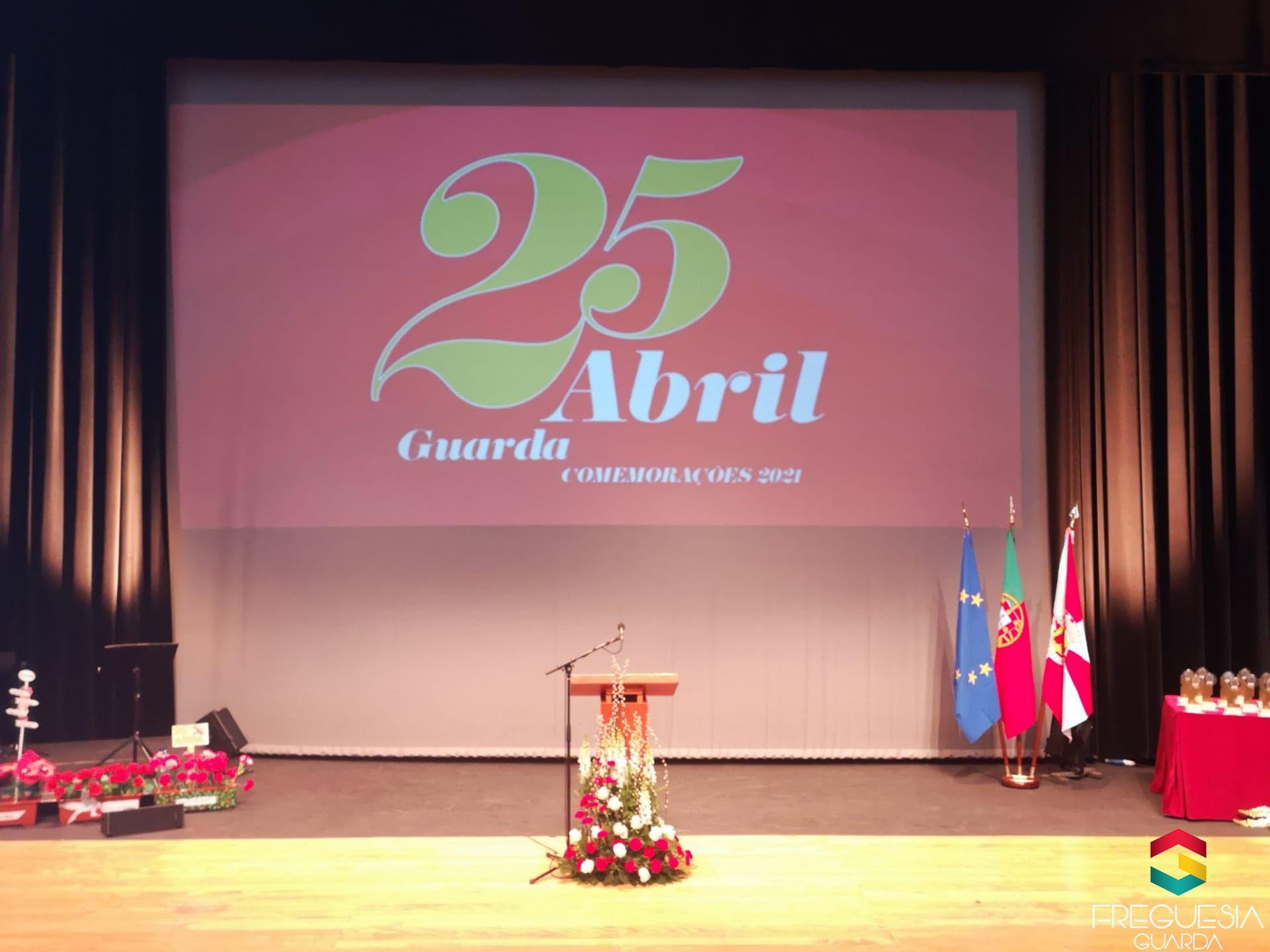 47º aniversário do 25 de abril de 1974