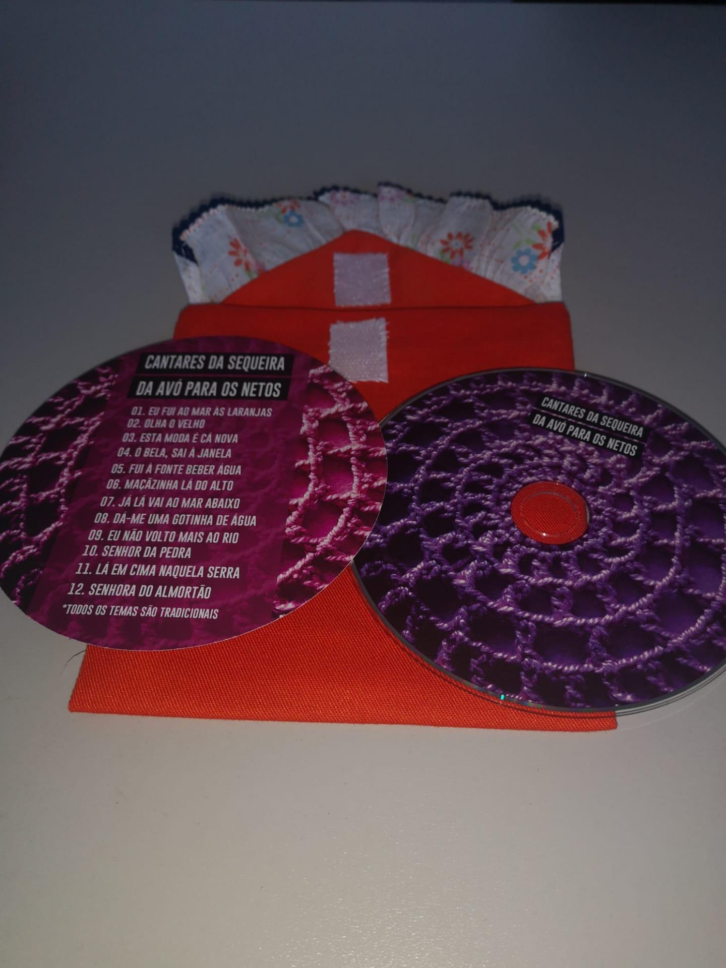 Lançamento do 2º CD do Grupo de Cantares da Associação Cultural Social e Recreativa da Sequeira
