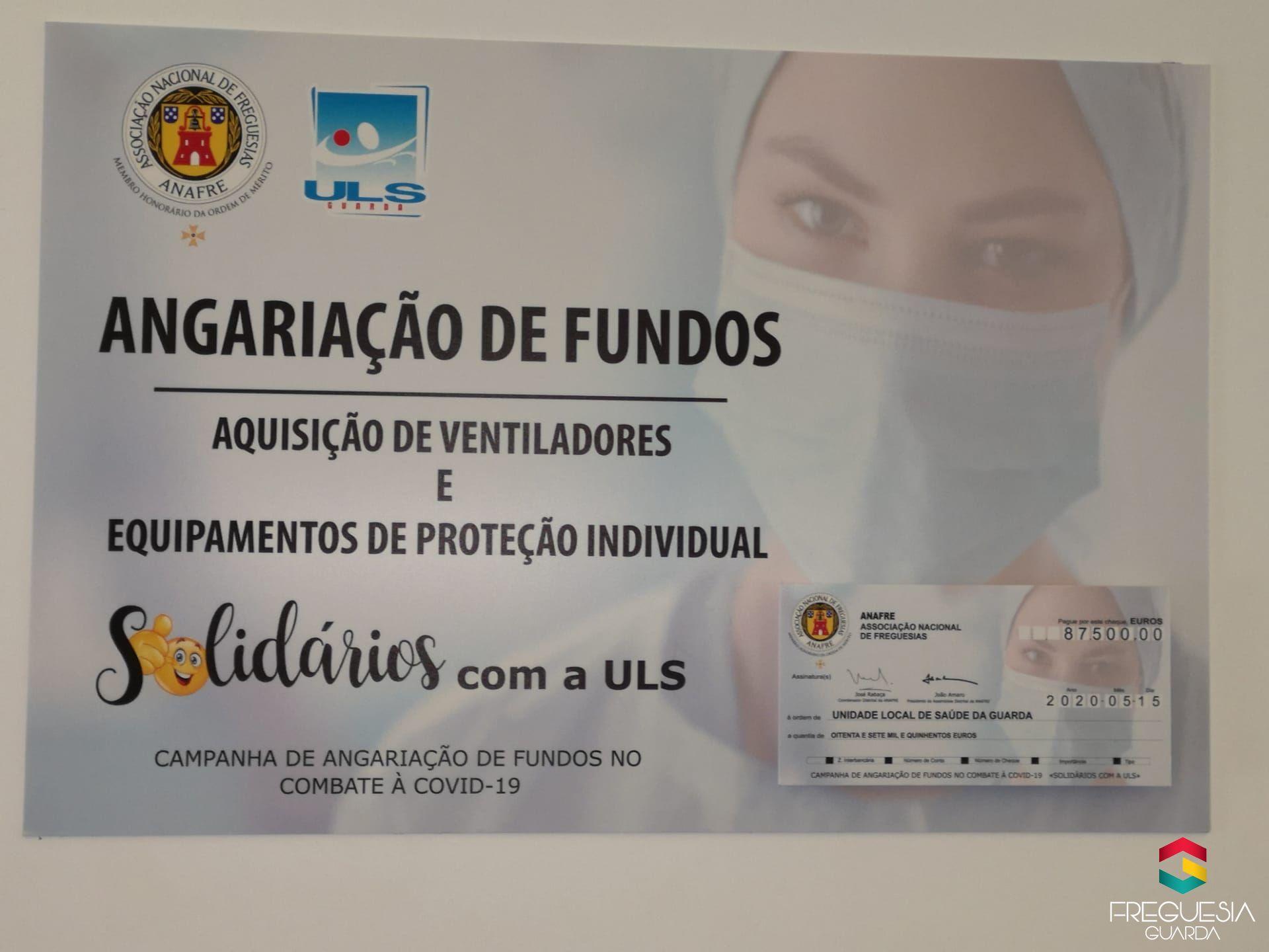 Campanha de Angariação de Fundos para ULS