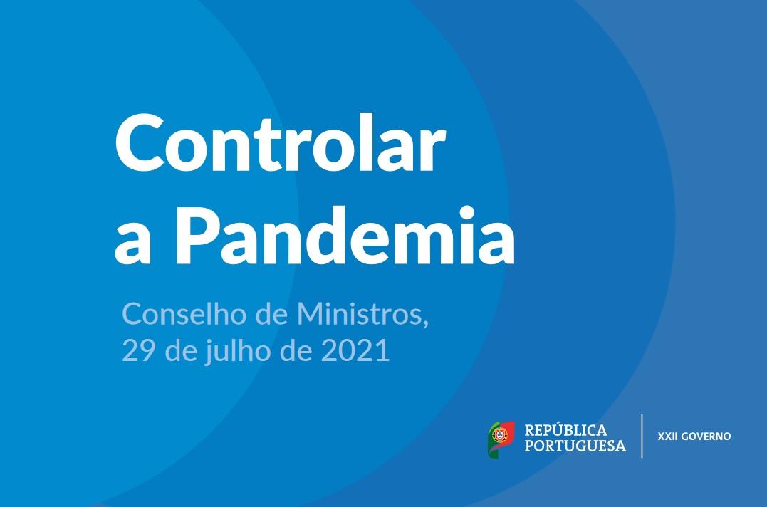Controlar a Pandemia