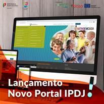 Novo Portal do IPDJ