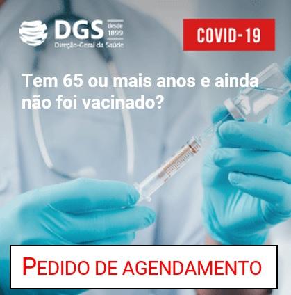 Pedido de agendamento - vacina Covid-19