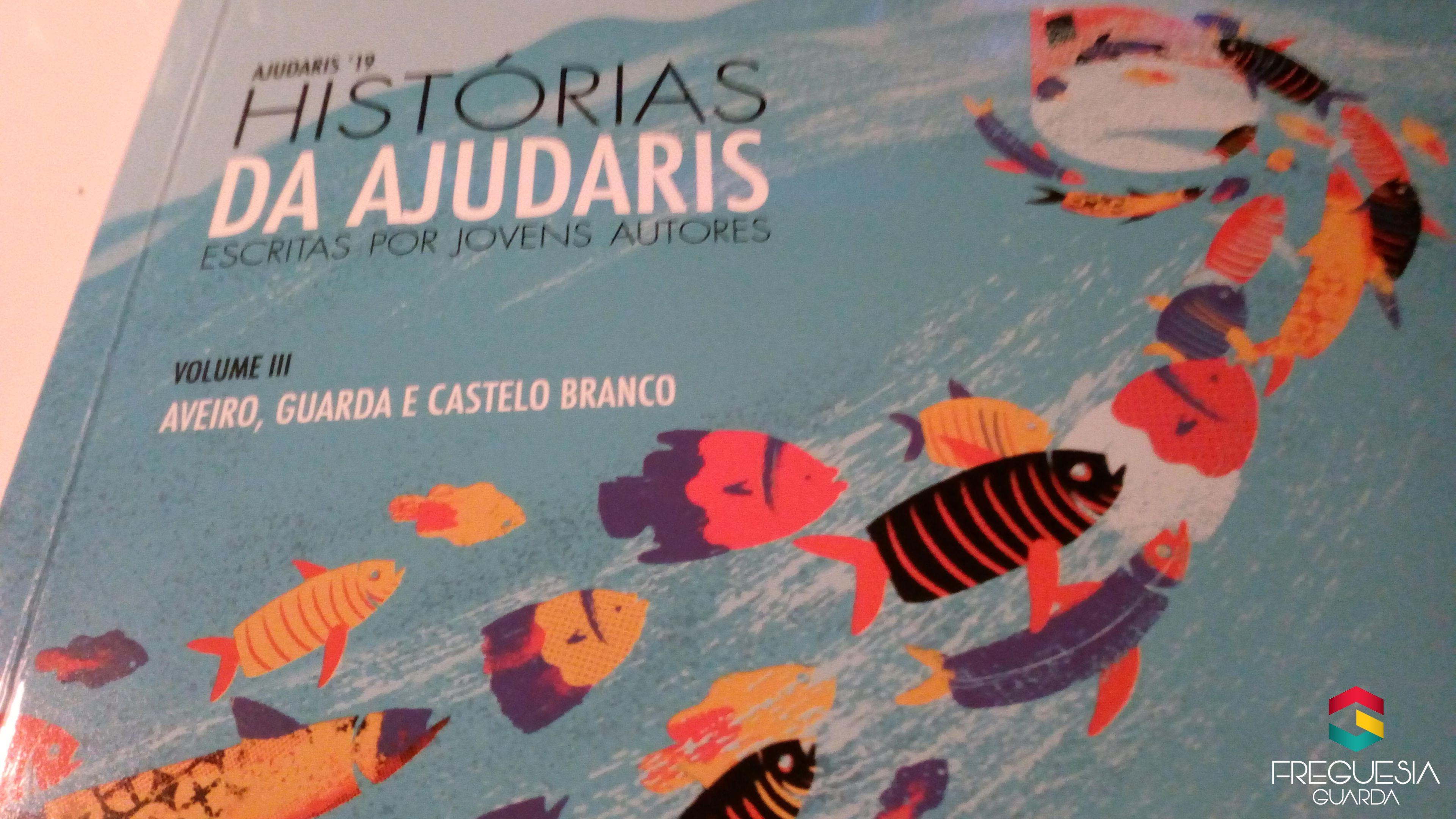 """Livro """"Histórias da Ajudaris' 19"""""""