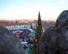 Cidade Natal na Guarda