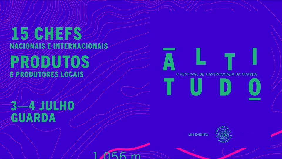 Altitudo: 1º festival de gastronomia de altitude