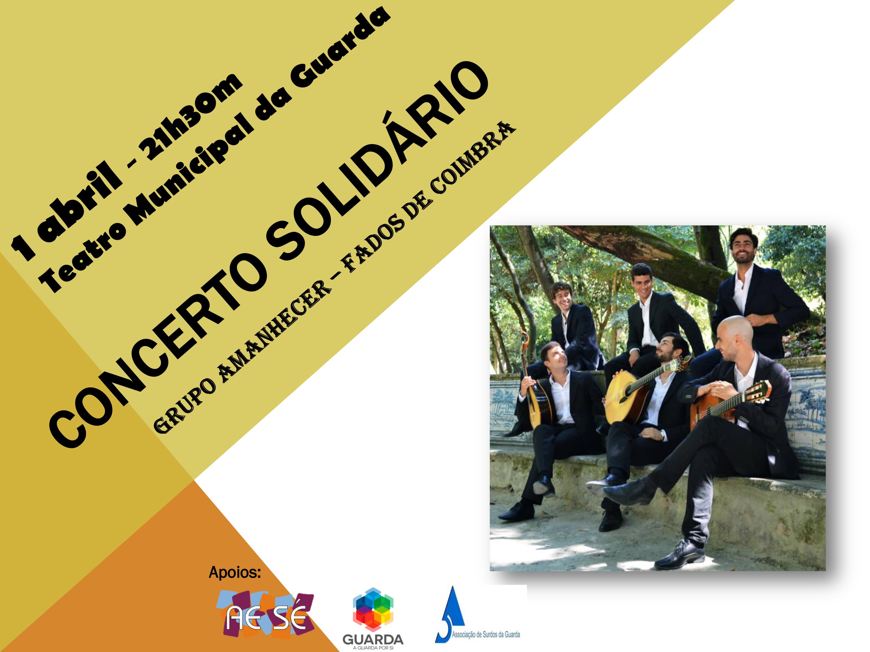 """""""Concerto Solidário"""""""