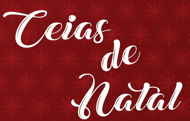 Festas e Ceias de Natal
