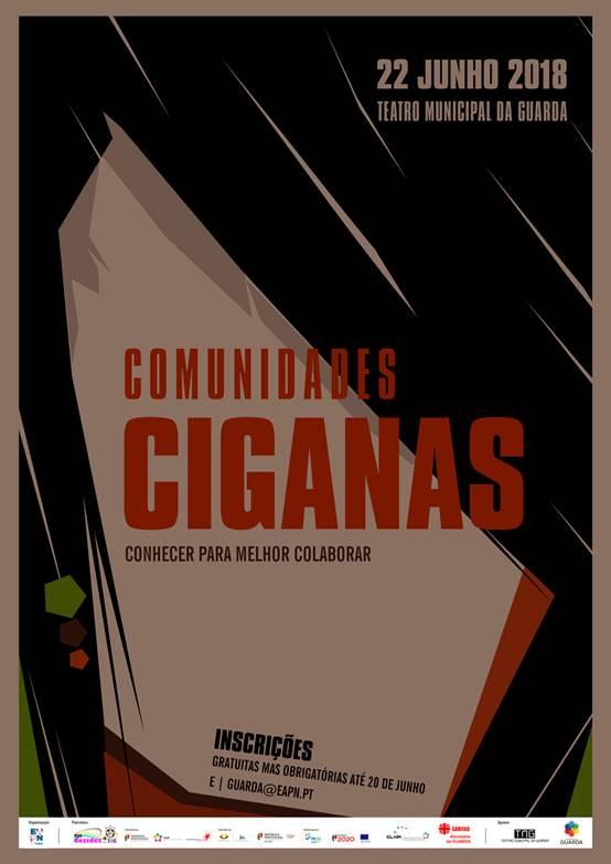 """""""As Comunidades Ciganas: conhecer para melhor colaborar"""","""