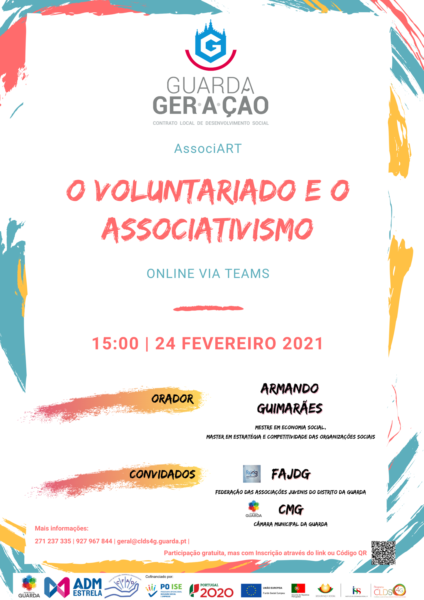 """O Voluntariado e o Associativismo"""