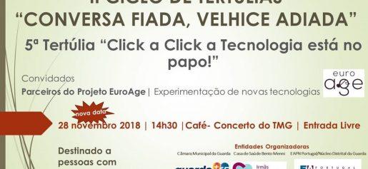 """""""Click a click a Tecnologia está no Papo"""""""