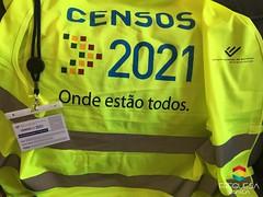 """CENSOS 2021"" – 2ª ETAPA"