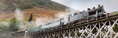 1ª viagem do Comboio Histórico do Douro