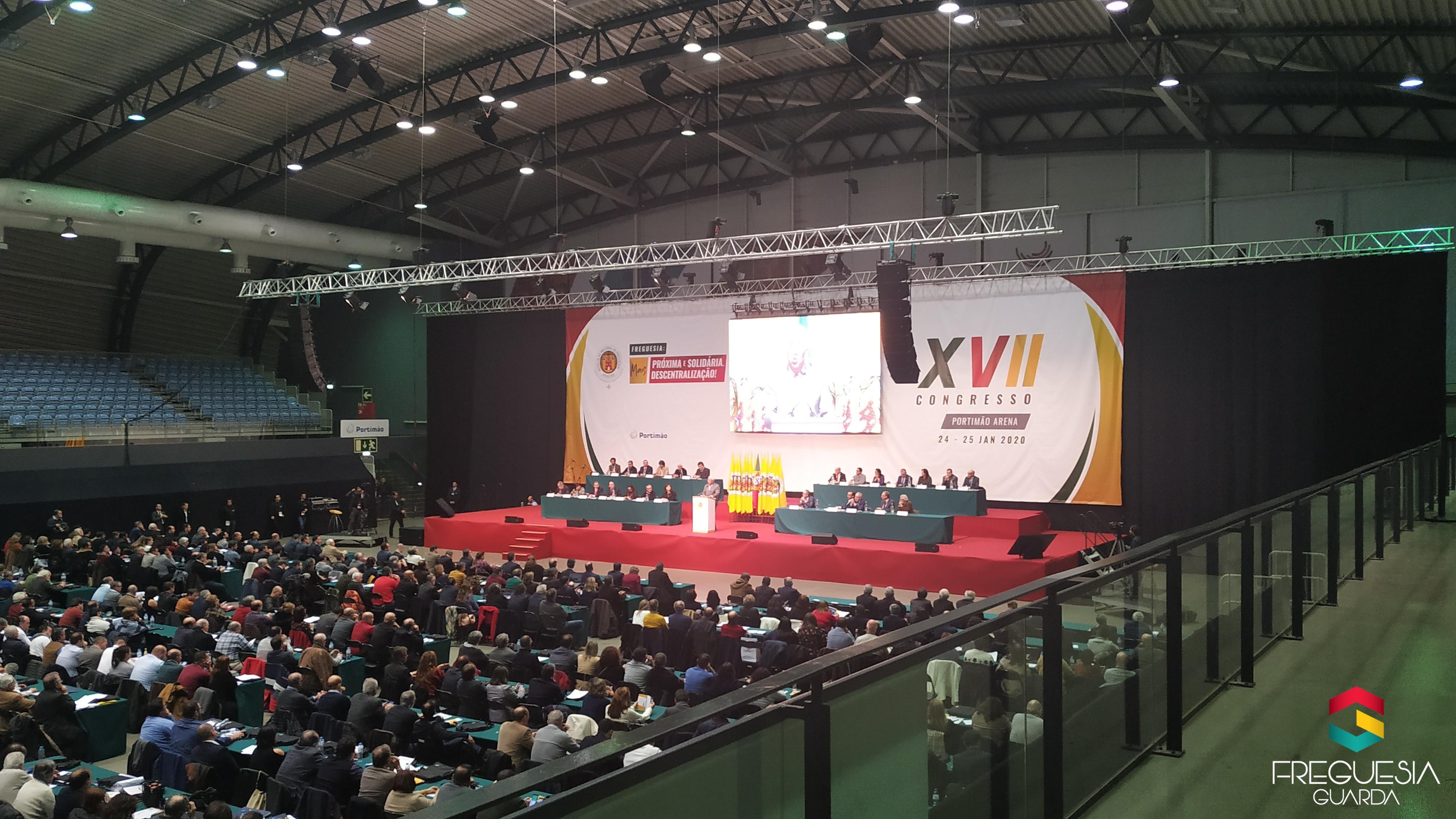 XVII Congresso da ANAFRE