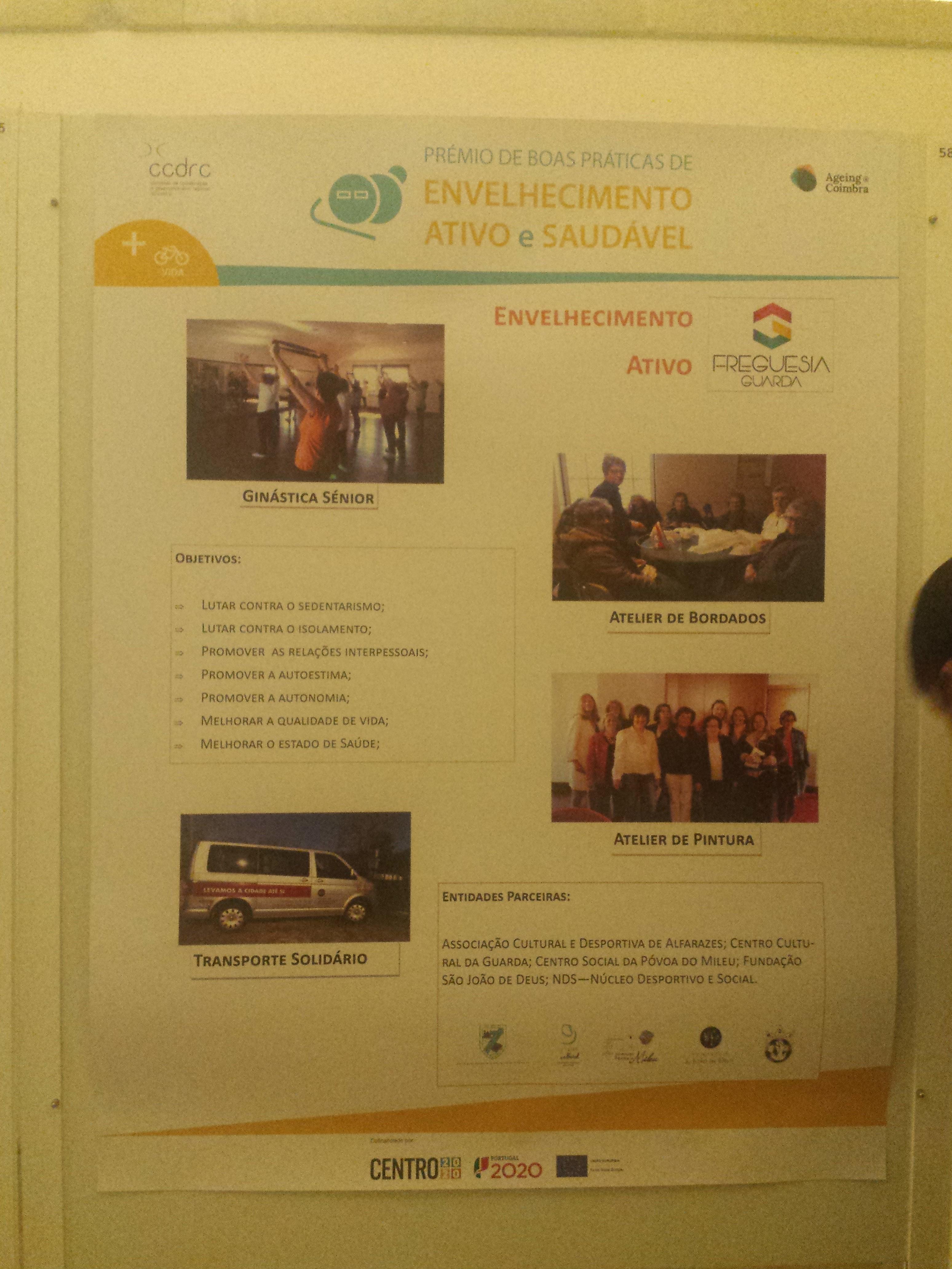 5º Congresso Regional Envelhecimento Ativo e Saudável