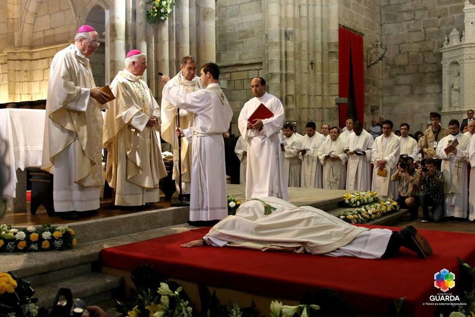 Ordenação Episcopal na Sé Catedral da Guarda