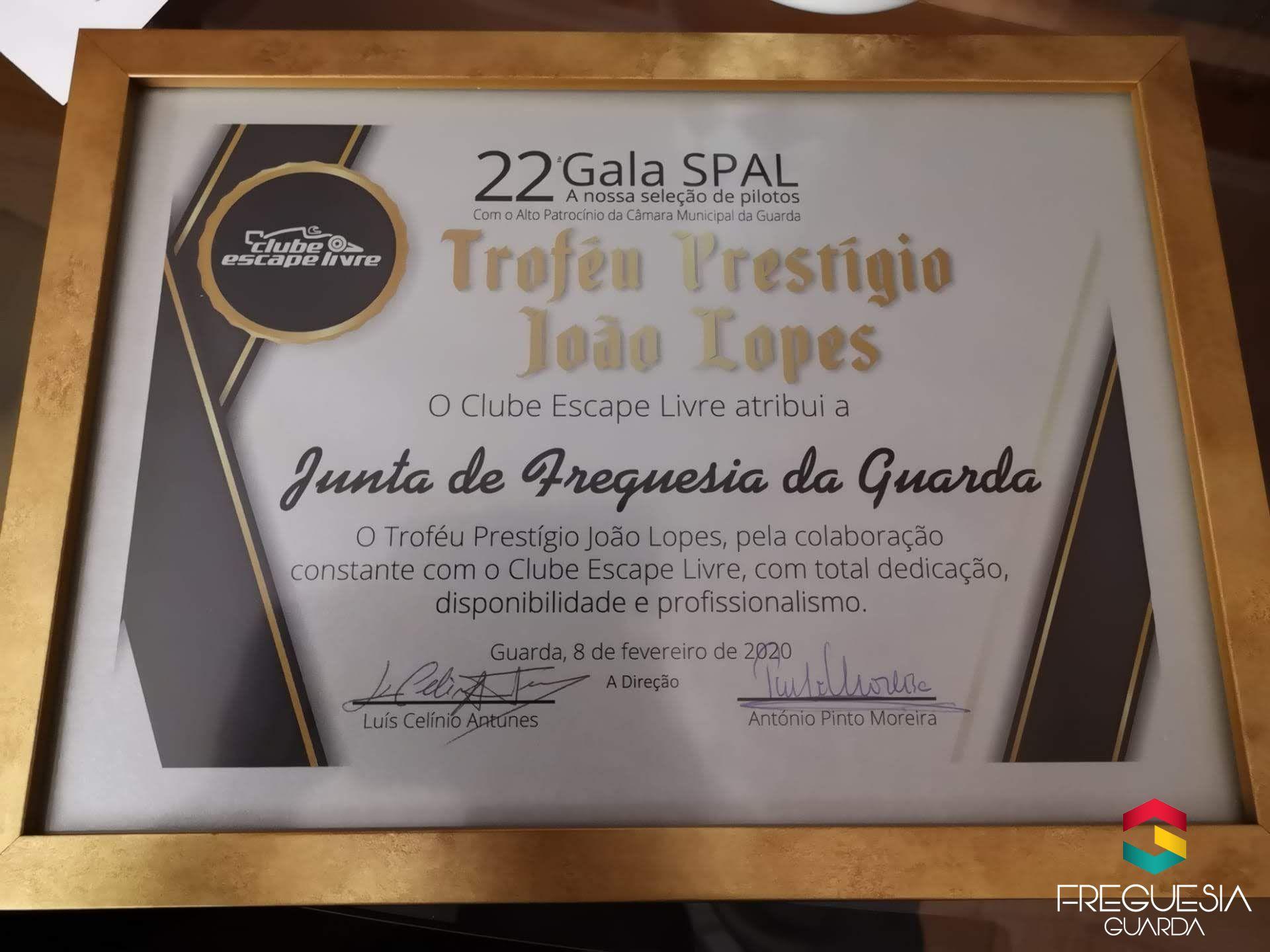 """22ª Gala SPAL """"A nossa seleção de pilotos"""""""