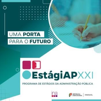 EstágiAP XXI: Programa de Estágios para a Administração Pública