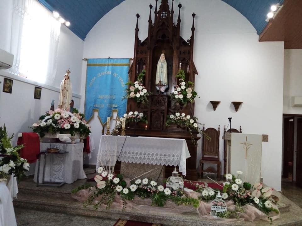 Festa de Nossa Senhora de Fátima nos Galegos