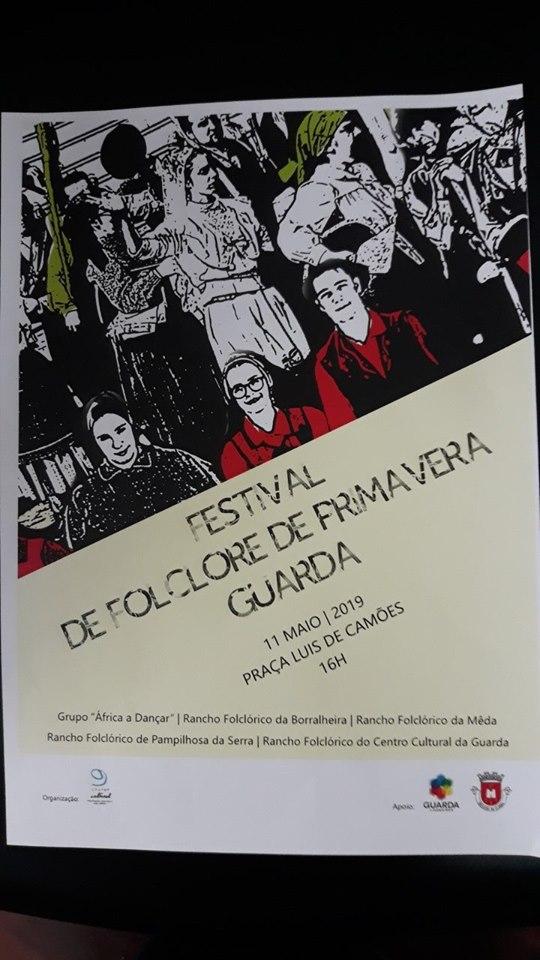 Festival de Folclore de Primavera, na Guarda