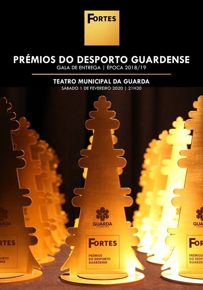 """Gala Fortes"" - Prémios do Desporto Guardense"