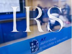 Entrega de Declaração de IRS