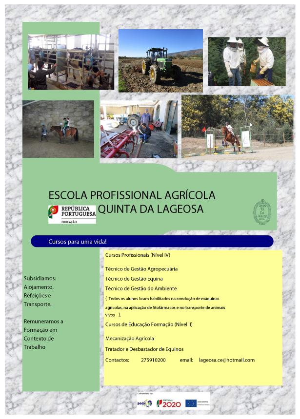 Escola Profissional Agrícola Quinta da Lageosa