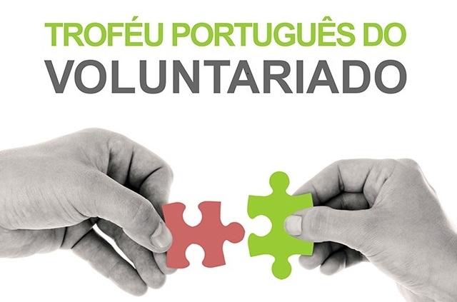 """""""Troféu Português do Voluntariado"""""""