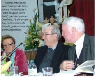 Homenagem ao Padre Eugénio da Cunha Sério