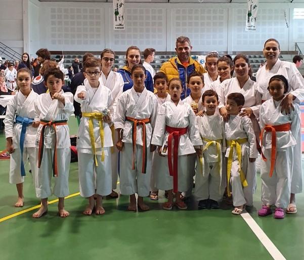 XI Torneio Karaté - Amendoeiras em Flor