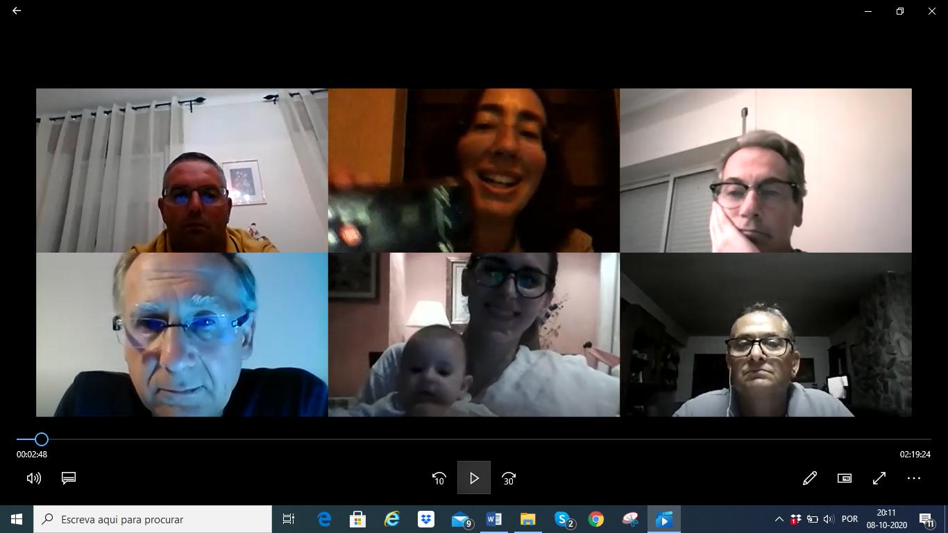 Reunião da Junta de Freguesia