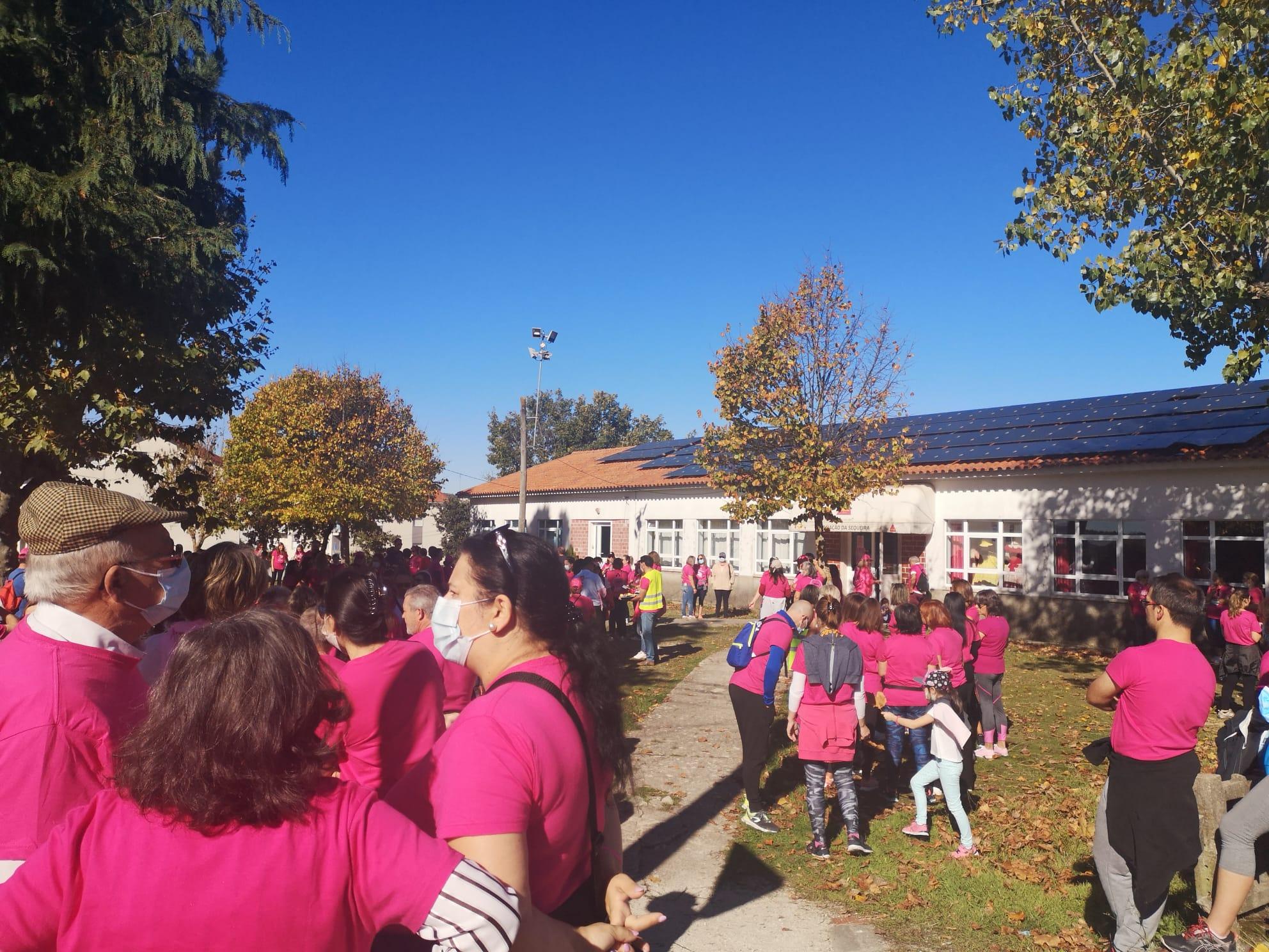 """""""Outubro Rosa"""" - mês de prevenção do cancro da mama!"""