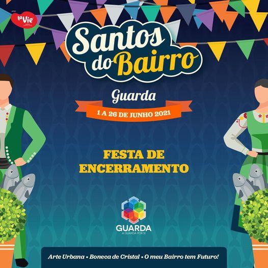 Santos do Bairro - 2021