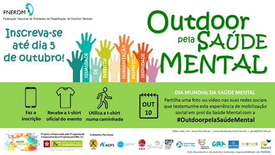 Outdoor pela Saúde Mental