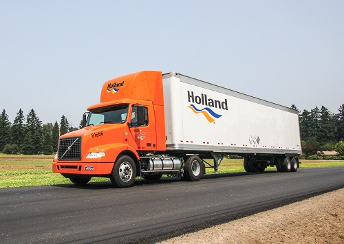 USF Holland Freight Carrier