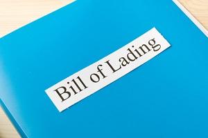 Bill of Lading (BOL)