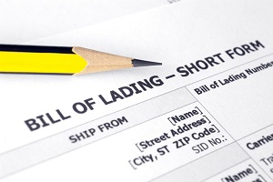 Bill of Lading (BOL) in Freight Shipping