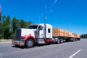 How to Tie Down Lumber Before Transportation