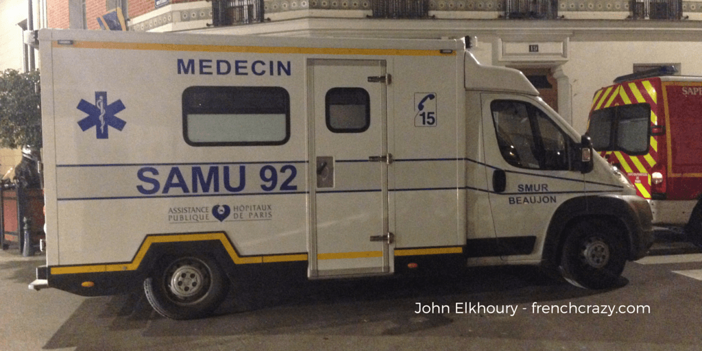 EMS in France