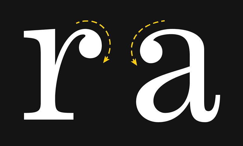 Historic typography