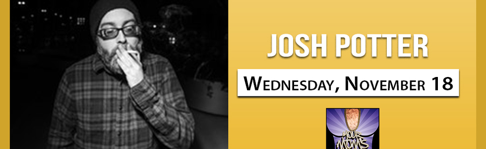 Josh Potter Tickets Stand Up Live Huntsville Al Wednesday November 18 2020 7 00 Pm Tom segura and christina p share some observations that may argue otherwise! josh potter tickets stand up live