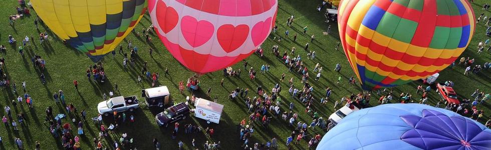 Chattanooga Balloon Festival Tickets - Tennessee River Park