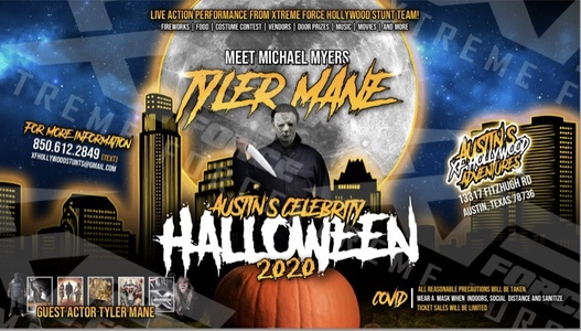 Austin Halloween Events 2020 Austin Celebrity Halloween Party Event use discount code