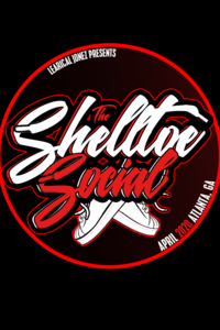 The shelltoe social new logo black back